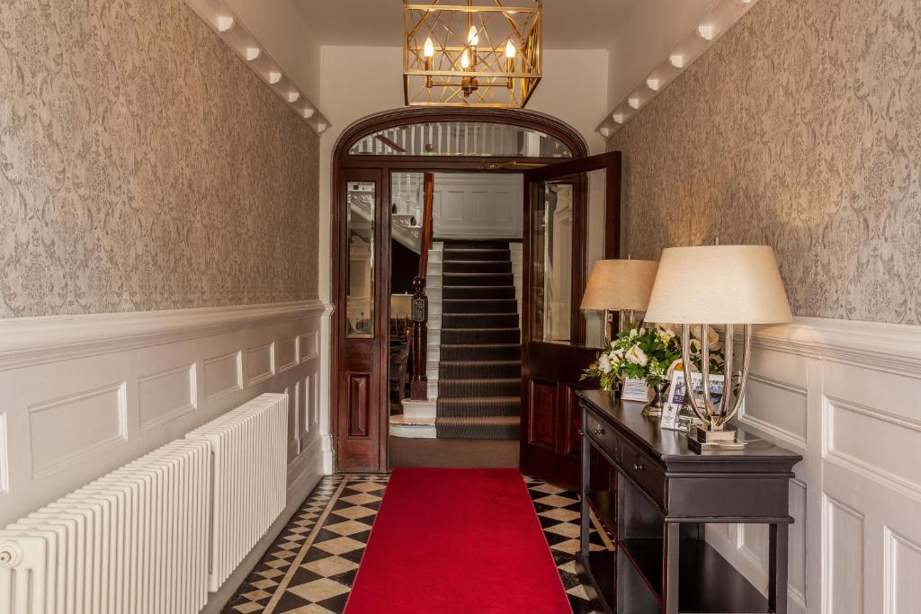 Mansion House Llansteffan - Laterooms