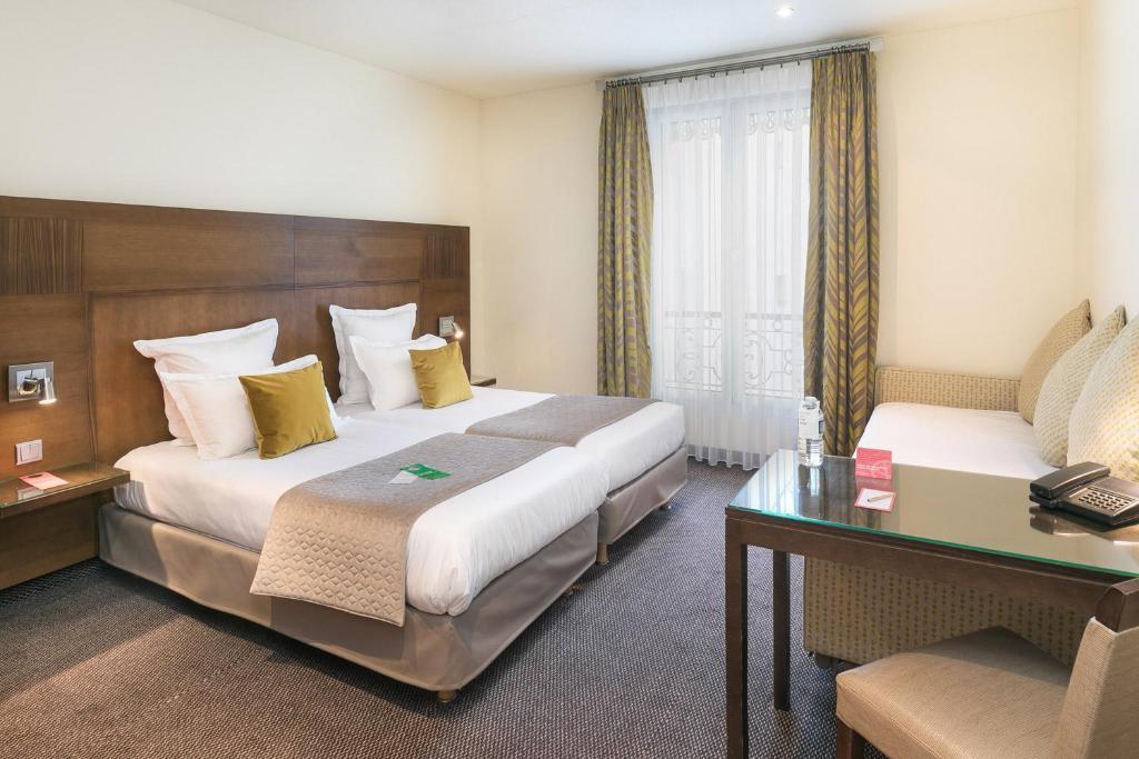 Hotel Le Cardinal Paris, France