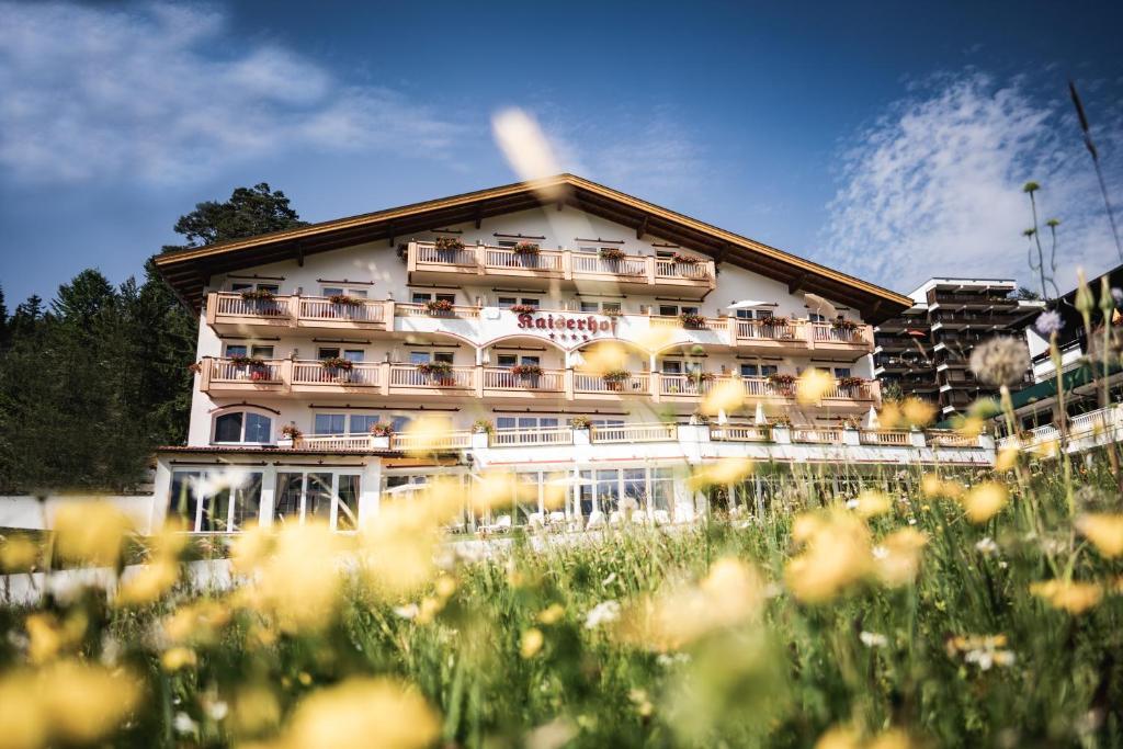 Vitalhotel Kaiserhof Seefeld in Tirol, Austria