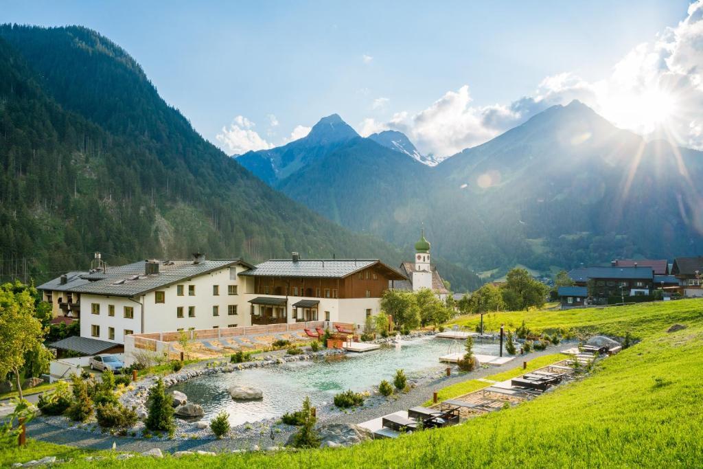 Hotel Gasthof Adler Sankt Gallenkirch, Austria