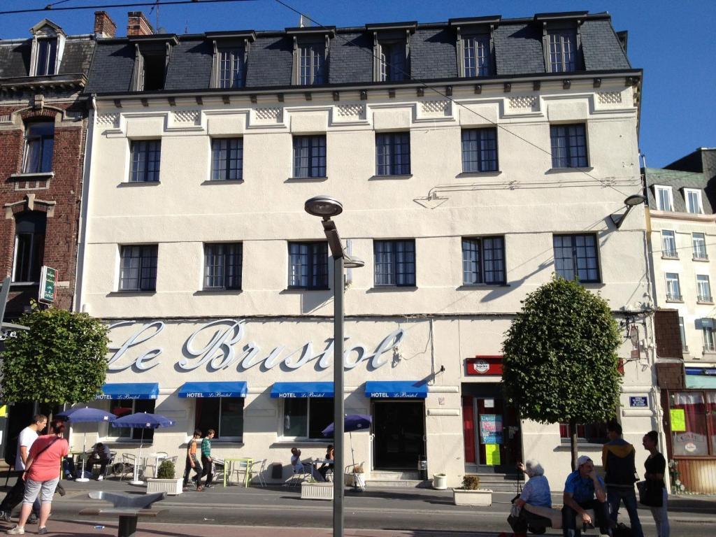 Hotel Le Bristol Valenciennes, France