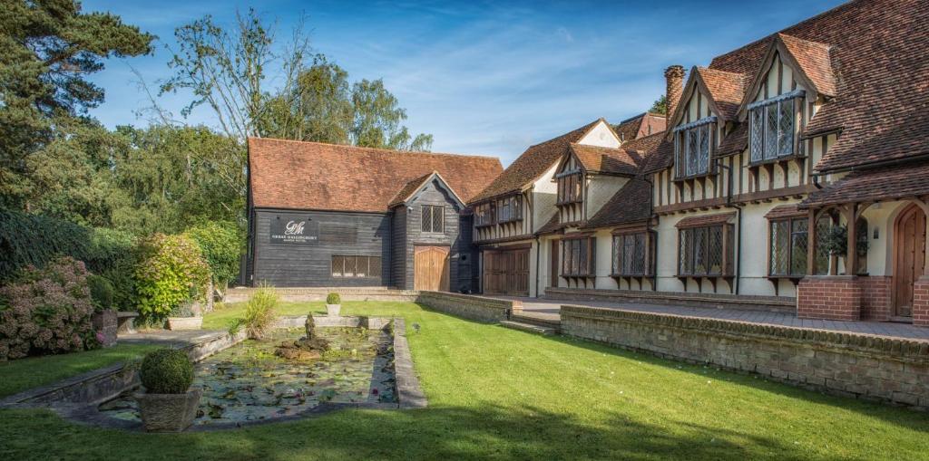 Great Hallingbury Manor - Laterooms