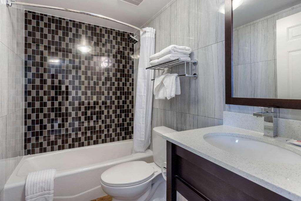 Bagno di Manhattan View Hotel