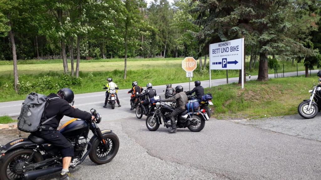 Radfahren an der Unterkunft Richnow`s Bett und Bike ehem. Landgasthof oder in der Nähe