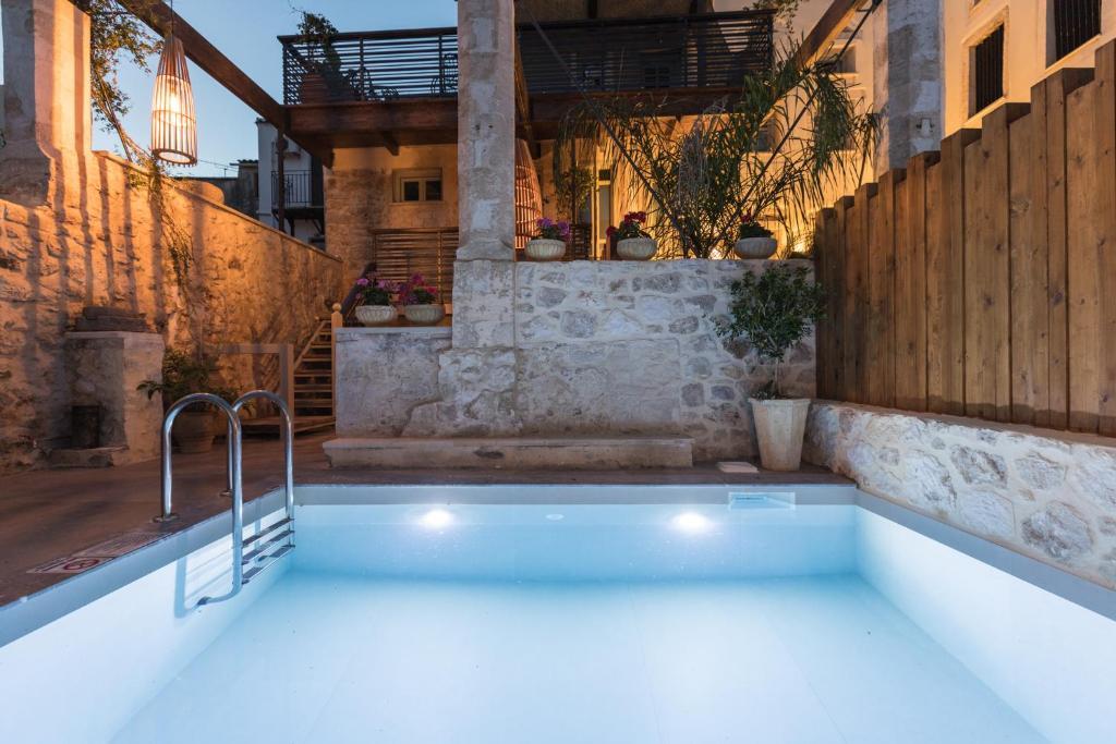 Бассейн в Casa Vitae Villas или поблизости