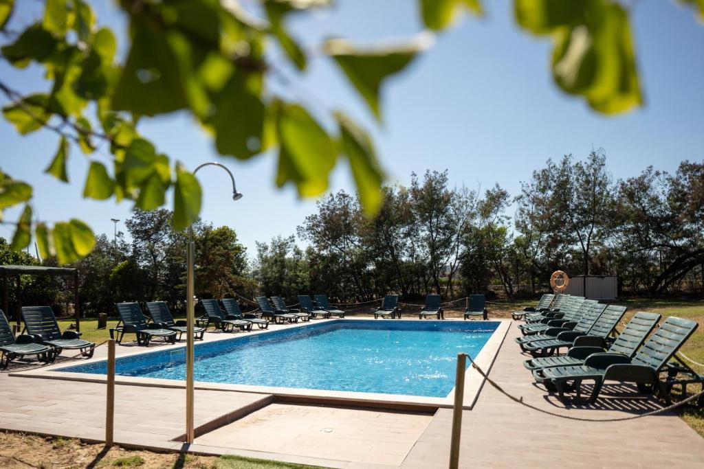 A piscina em ou perto de Campanile Lisboa Sud - Setubal