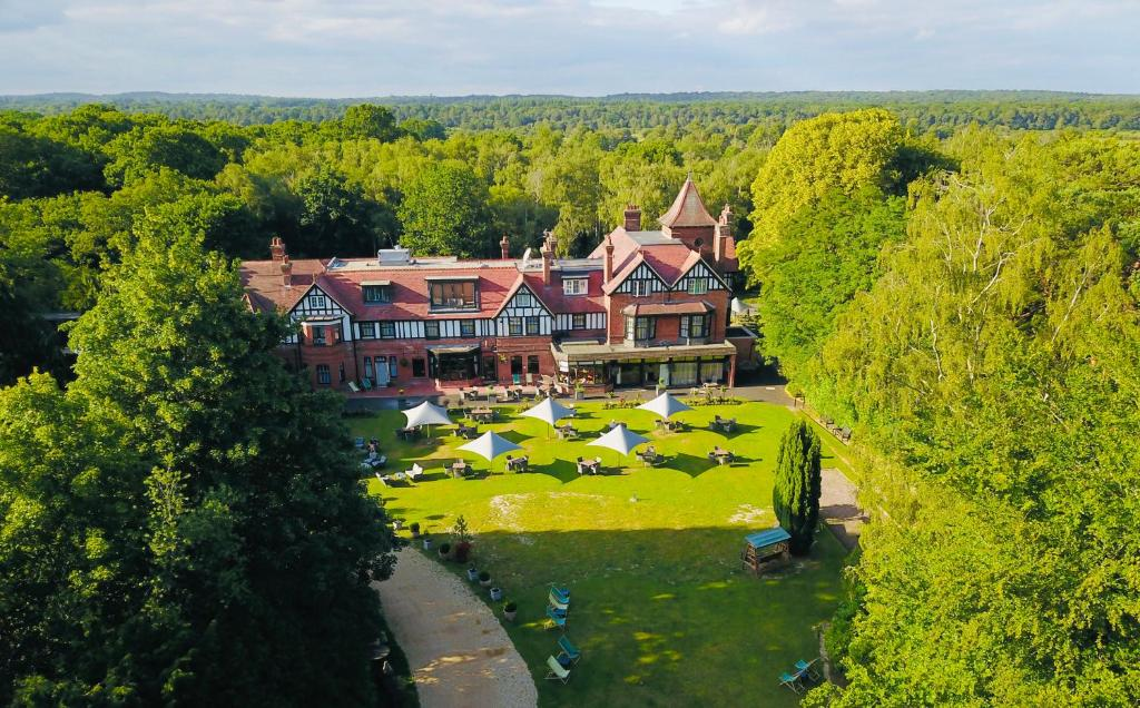 Forest Park Hotel - Laterooms