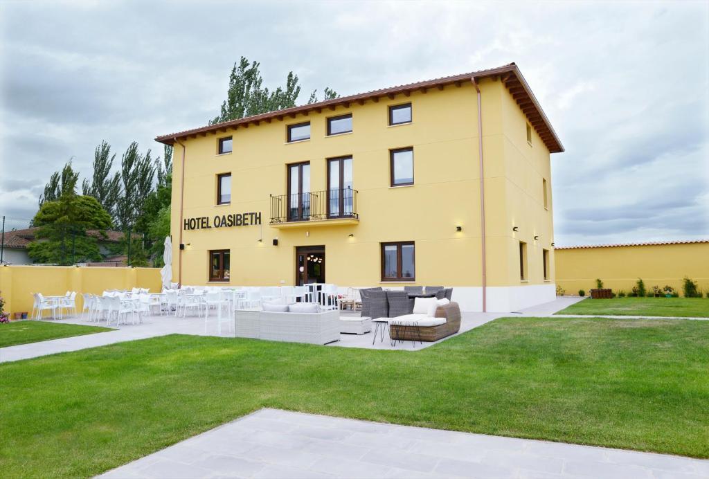 Hotel Rural Oasibeth