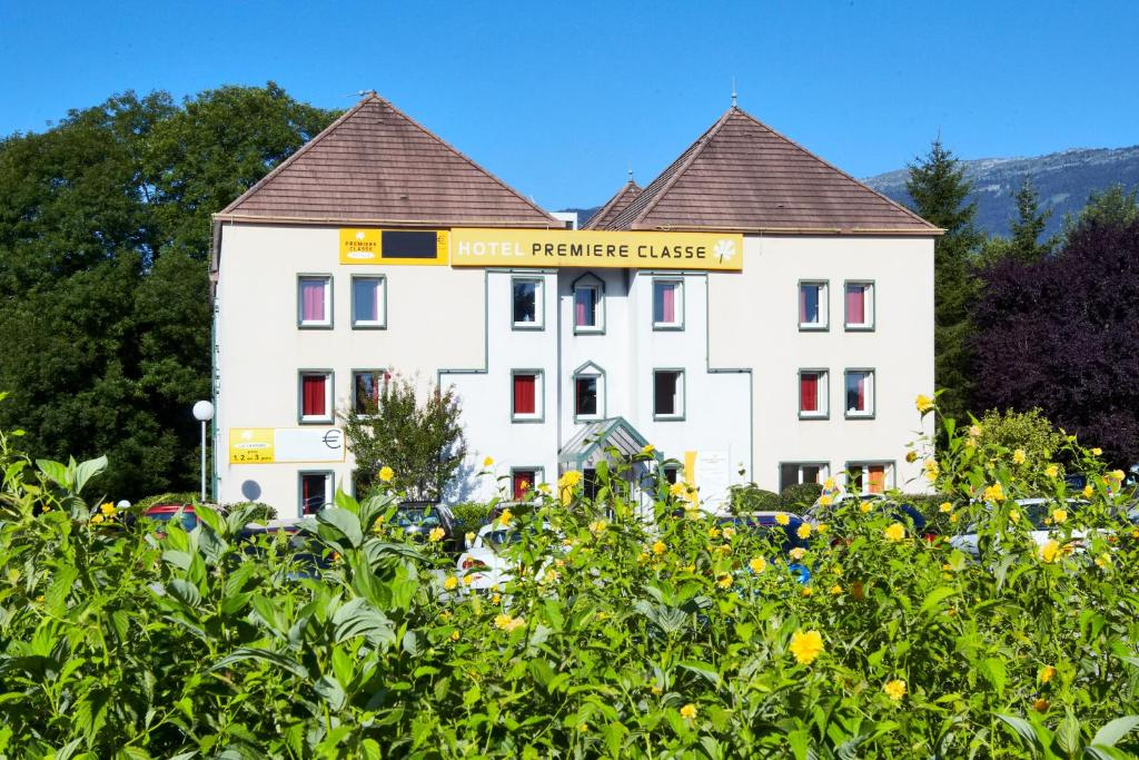 Hotel Pas Cher St Genis Pouilly