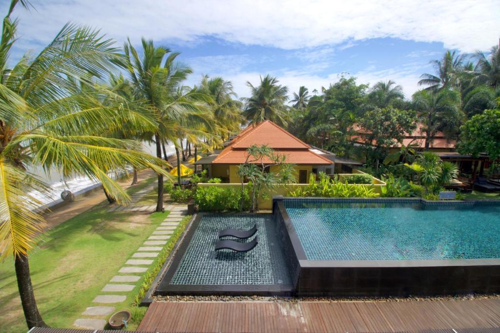 Bassein majutusasutuses Chongfah Beach Resort Khaolak - SHA Plus või selle lähedal