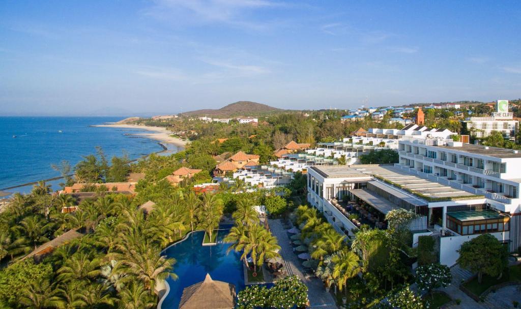 The Cliff Resort & Residences a vista de pájaro