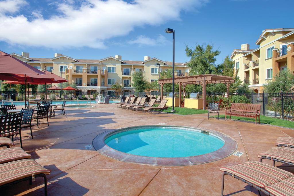 The swimming pool at or near Vino Bello Resort