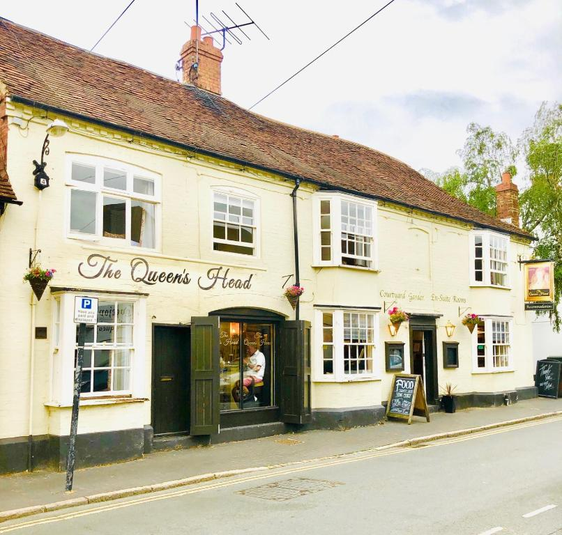 The Queens Head - Laterooms