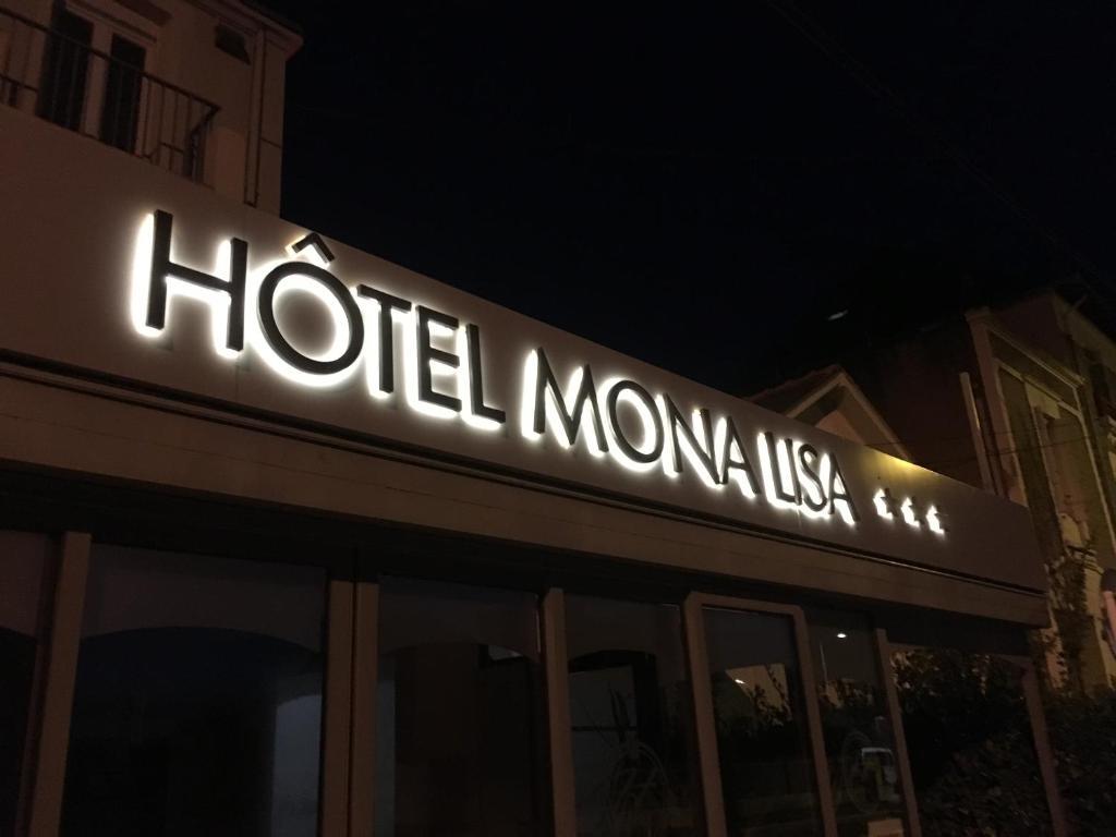 Hotel Mona Lisa - Laterooms