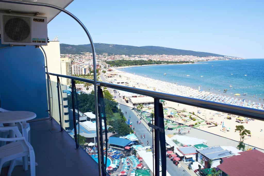 Palace Hotel Sunny Beach, Bulgaria