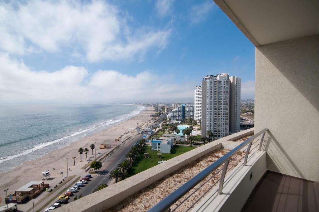 Un balcón o terraza de Enjoy Coquimbo