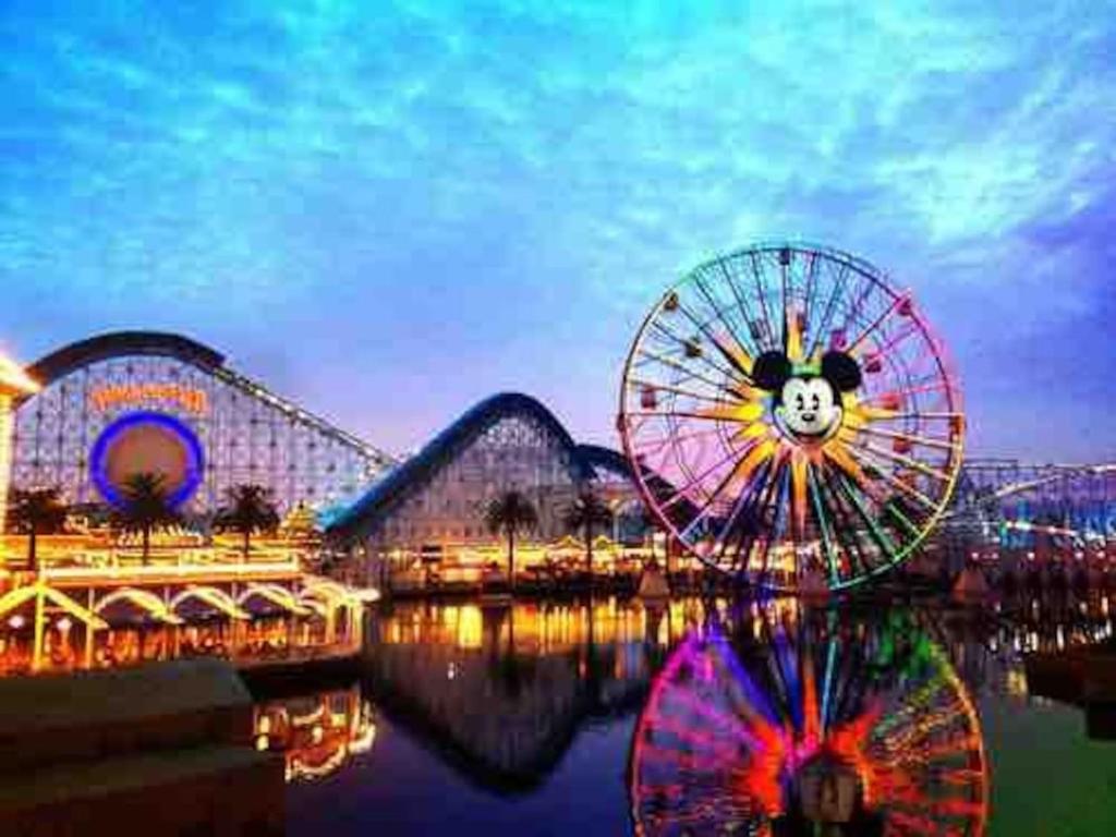 Close To Disneyland 2 Bedroom 2 Bathroom Resort Style Anaheim Ca Booking Com