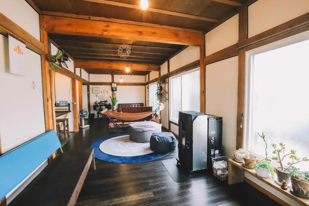 Kushiro Guesthouse cooka doodle doo
