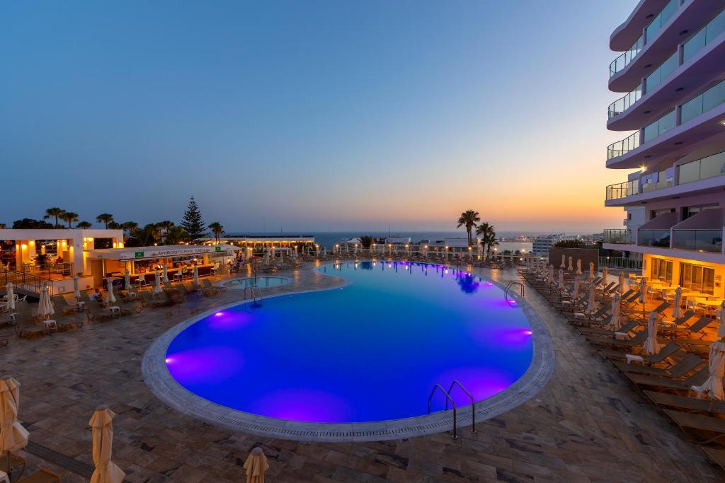 The swimming pool at or near Tofinis Hotel