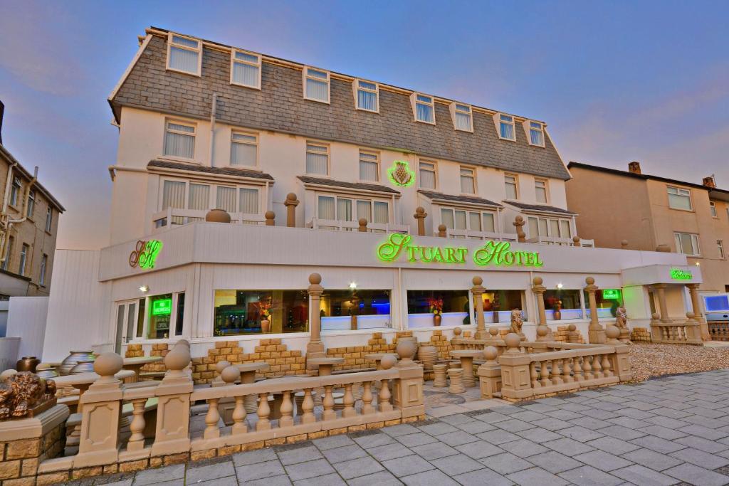 Stuart Hotel - Laterooms