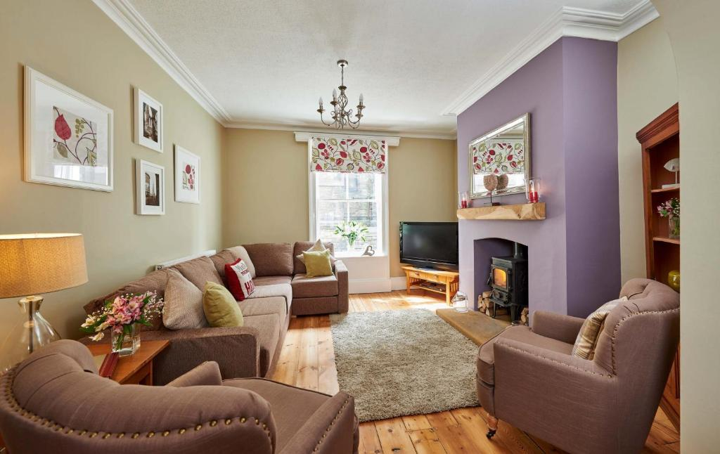 Pannett House Bed and Breakfast - Laterooms