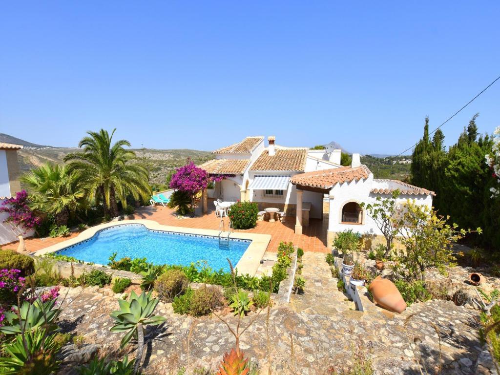 Vista de la piscina de Casa Phoenix o alrededores