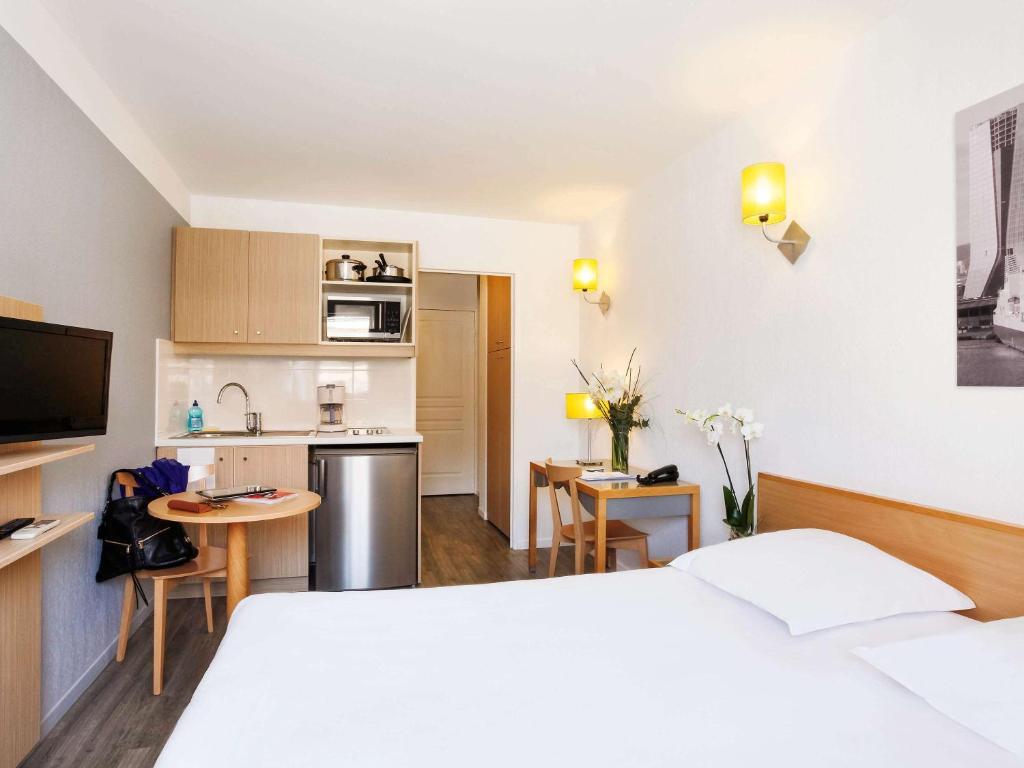 Aparthotel Adagio Access Marseille Prado Périer - Laterooms