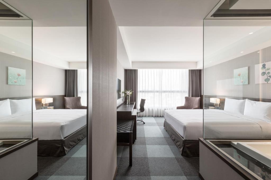 豪華特大雙人床房的相片(第 3 張)