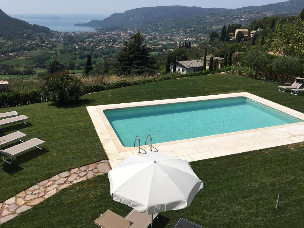 A view of the pool at BellaVista Relax or nearby