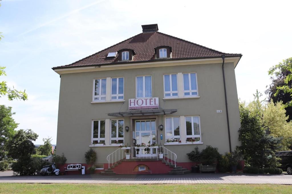 Hotel Pfaffenmuhle Aschaffenburg/ Damm Aschaffenburg, Germany