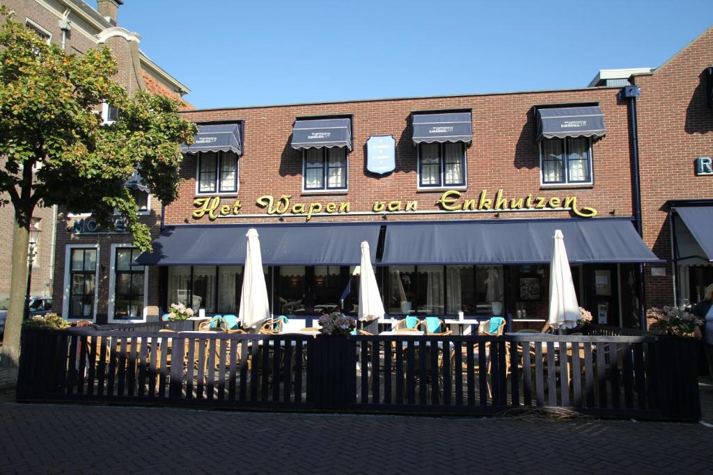 Het Wapen van Enkhuizen Enkhuizen, Netherlands