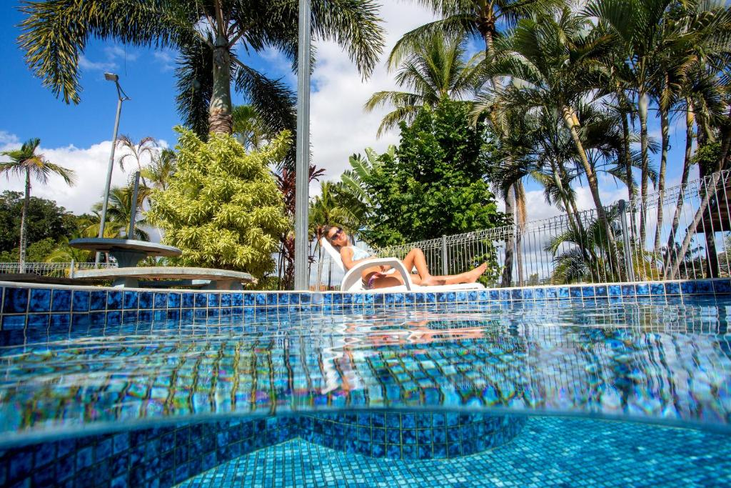 The swimming pool at or near Secura Lifestyle Magnetic Gateway Townsville