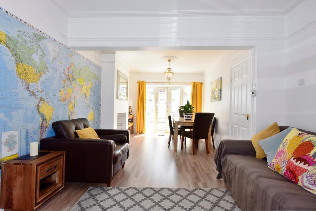 Grosvenor House - Laterooms