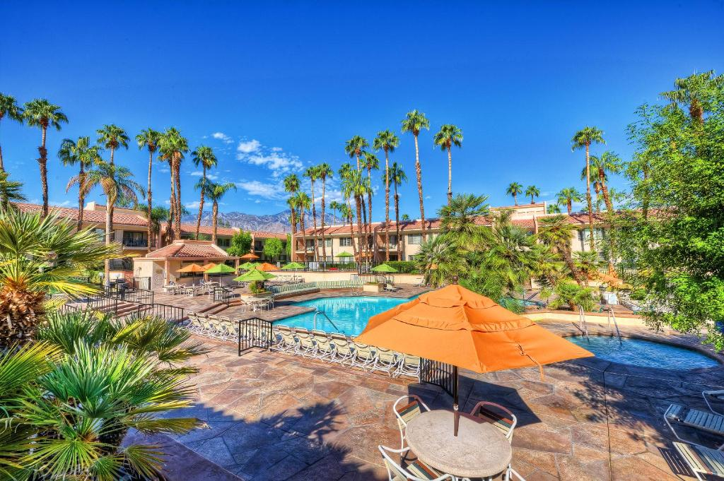 The swimming pool at or near Welk Resorts Palm Springs