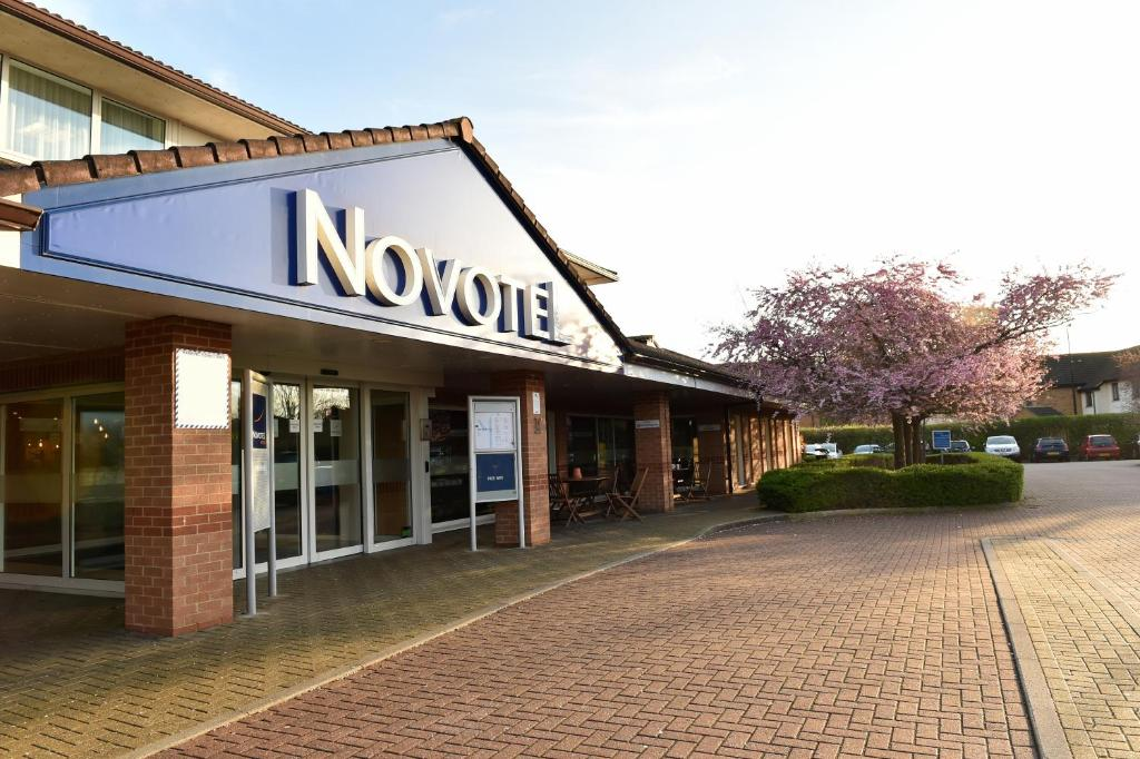 Novotel Milton Keynes - Laterooms