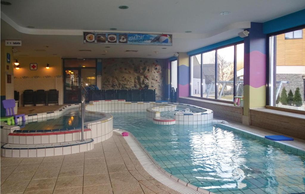 The swimming pool at or near Two-Bedroom Apartment in Bohinjska Bistrica