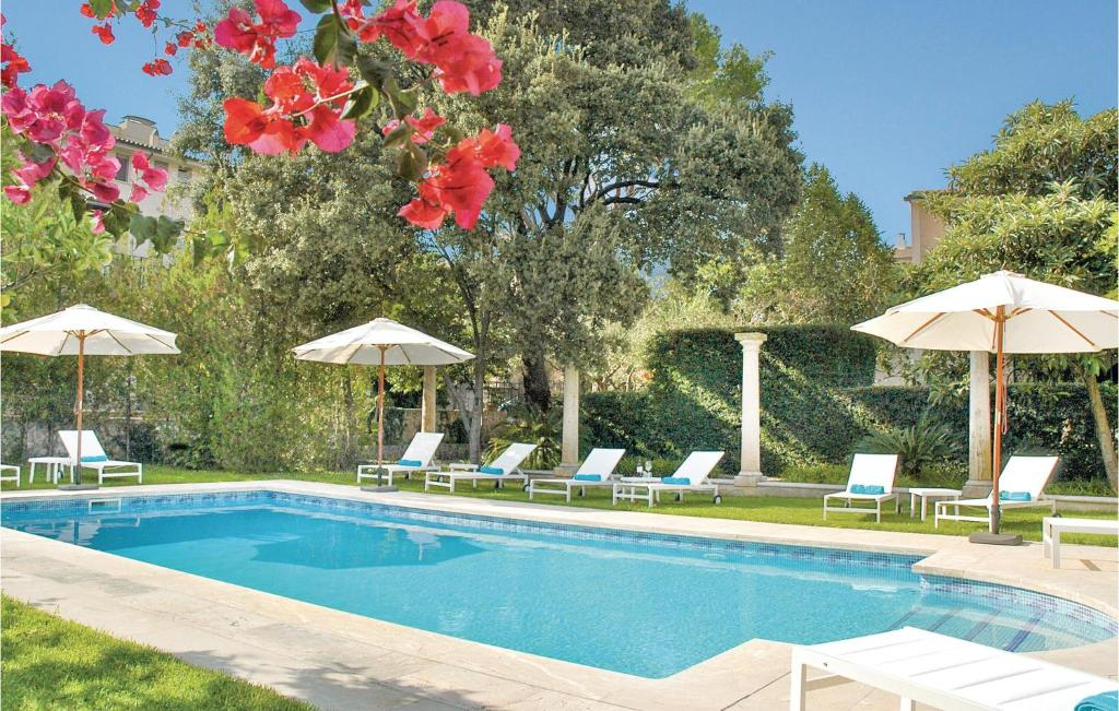 The swimming pool at or near Holiday home Sóller Carrer Isabel