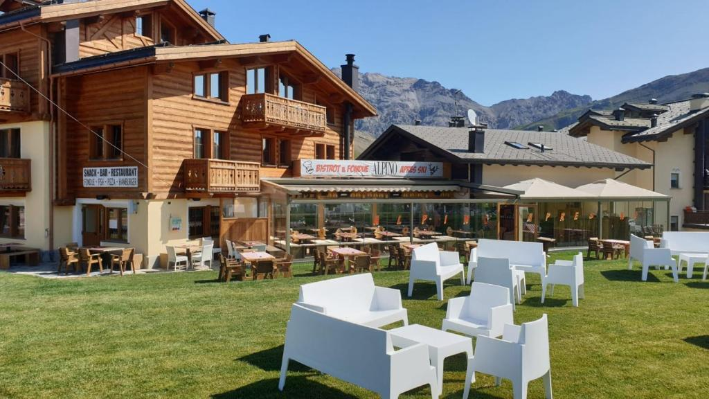 Hotel Alpino Livigno, Italy
