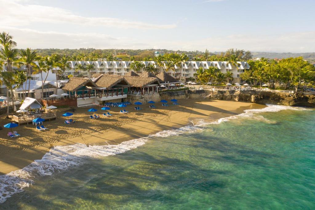 Casa Marina Beach & Reef All Inclusive с высоты птичьего полета