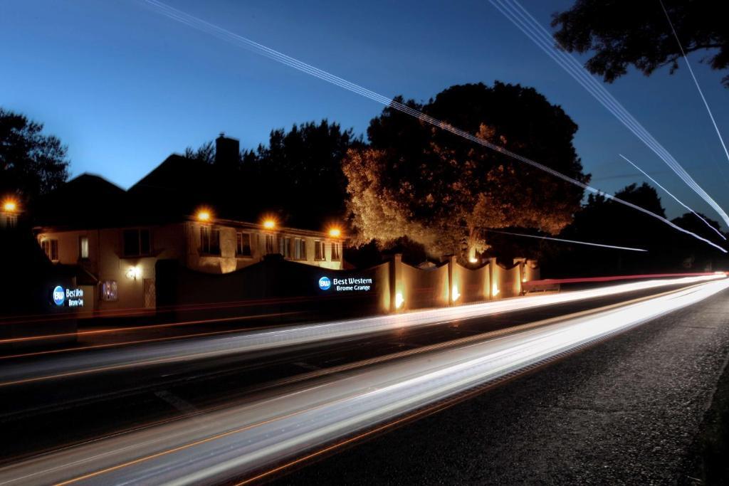 BEST WESTERN Brome Grange Hotel - Laterooms