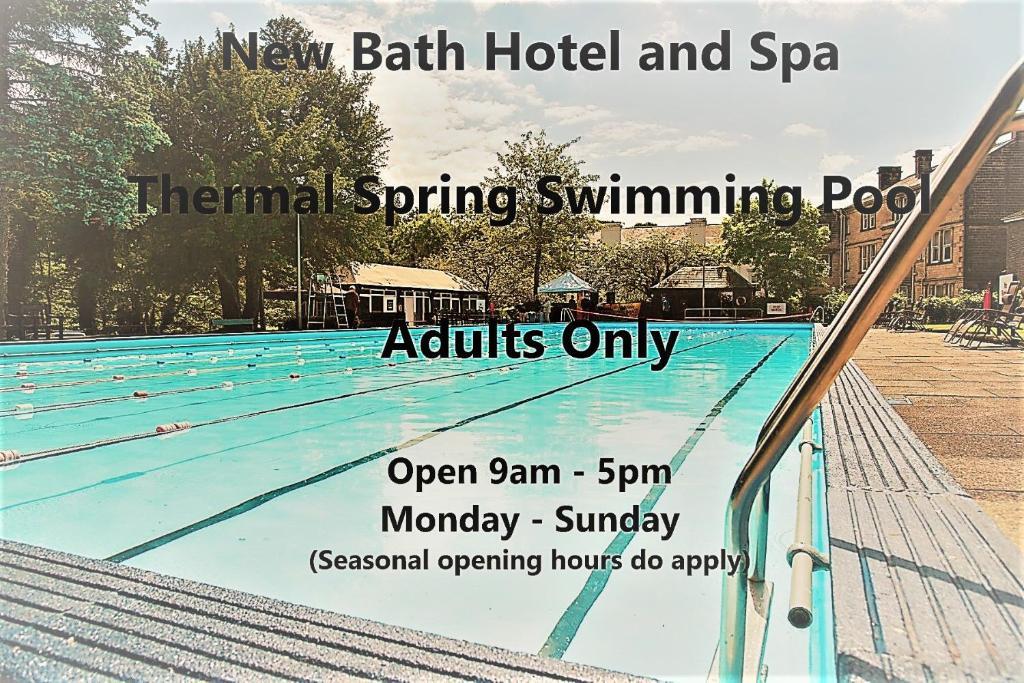 Brook New Bath Hotel - Laterooms