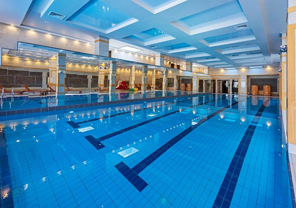The swimming pool at or near 7 Pools Boutique Hotel & SPA