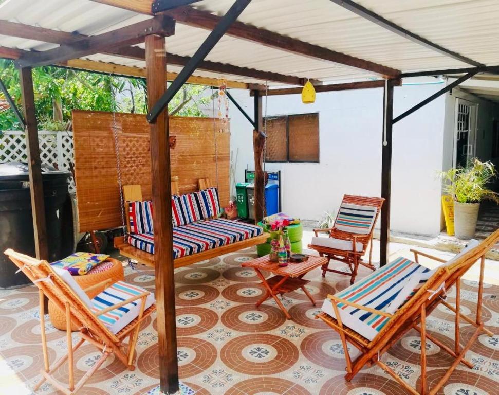 Casa Turista San Andres