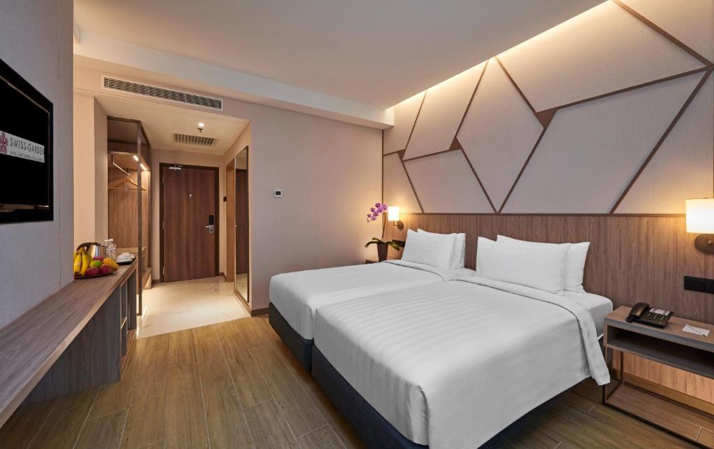 Swiss Garden Hotel Kuala Lumpur - Laterooms