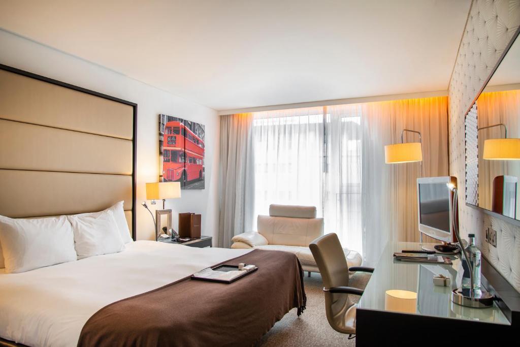 Pestana Chelsea Bridge Hotel & Spa - Laterooms