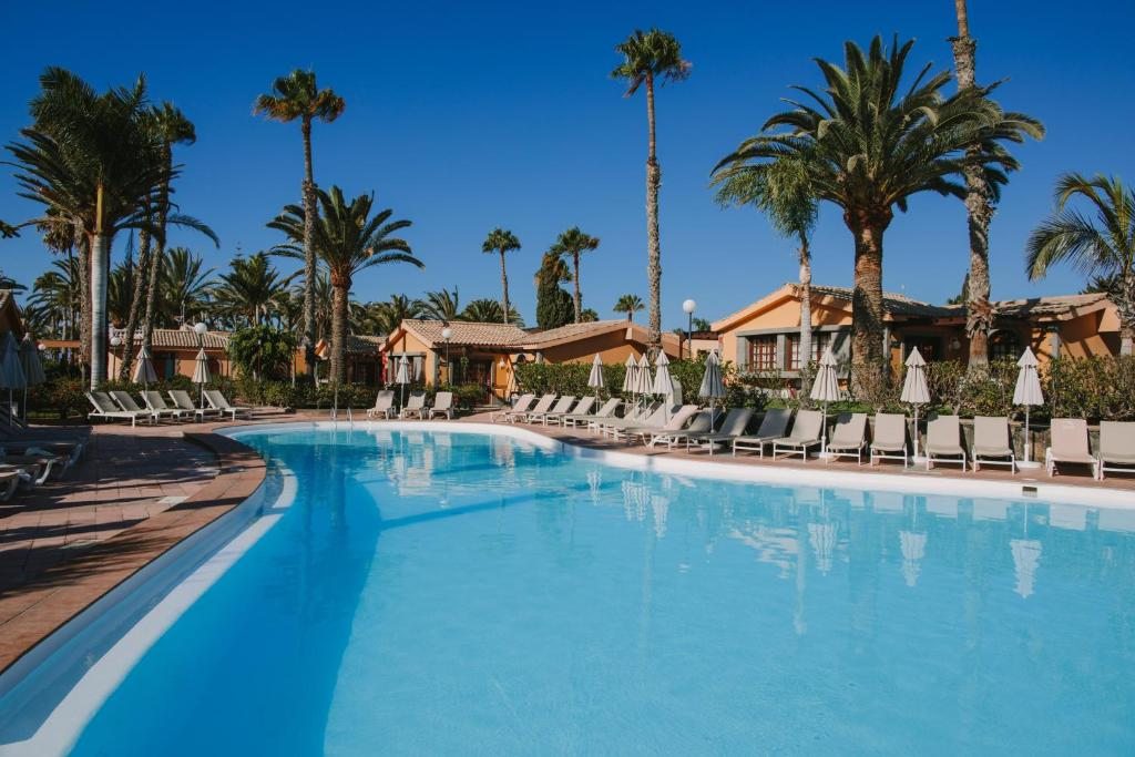 Het zwembad bij of vlak bij Maspalomas Resort by Dunas