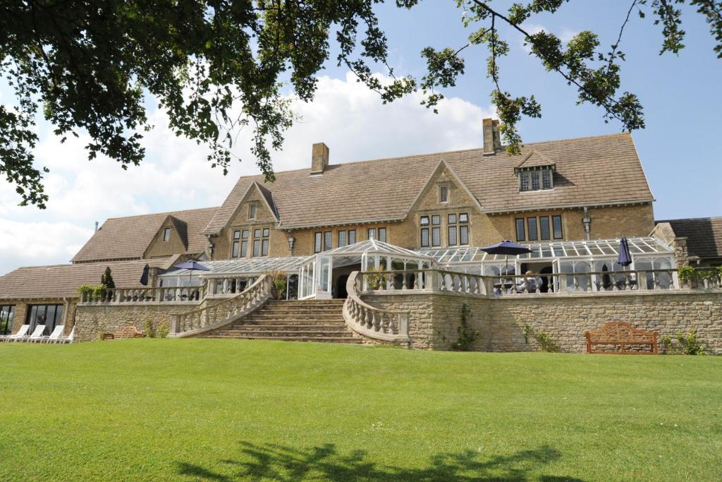 Cricklade House - Laterooms