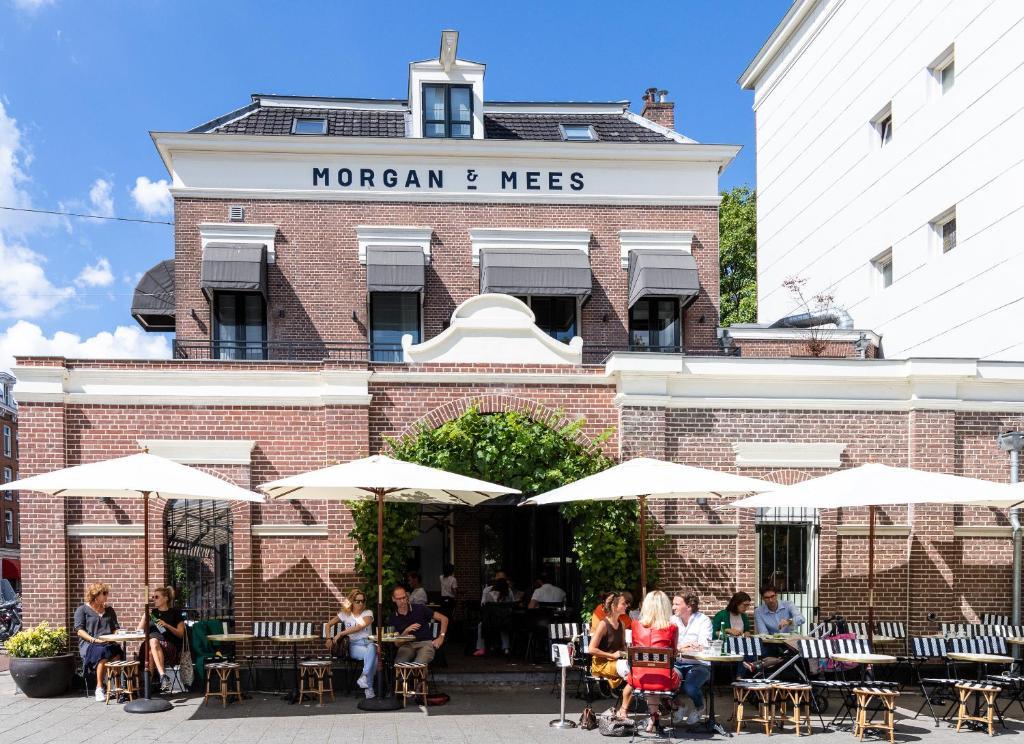 Morgan & Mees - Laterooms