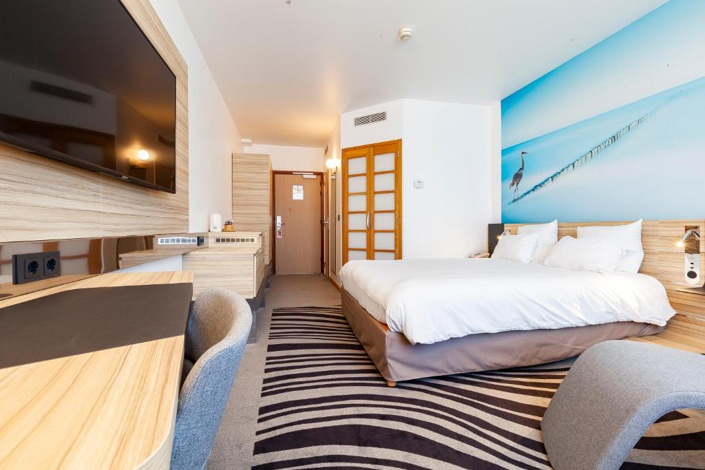 Novotel Luxembourg Centre - Laterooms