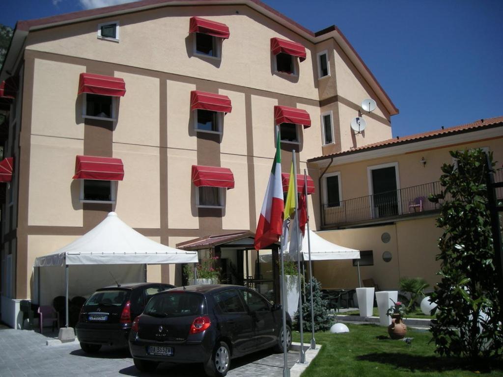 Hotel de Meis Capistrello, Italy